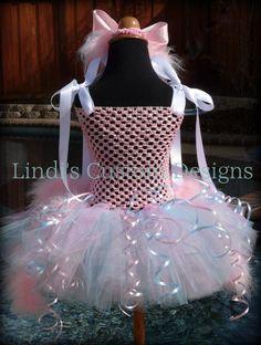 Princess Cotton Candy Tutu Dress Costume & by sweethearttutus, $69.00