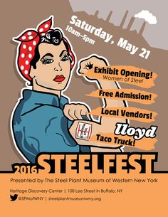 Show Update: We will be at STEELFEST 2016 May 21 @ 10:00 am - 5:00 pm  https://www.facebook.com/dorostudios