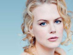 Nicole Kidman, fair skin, makeup