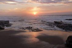 Sunrise Uvongo SA Ocean Photography, Landscape Art, South Africa, Sunrise, Celestial, Star, Outdoor, Outdoors, Sea Photography