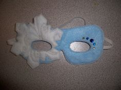 Disney Frozen Elsa Costume Mask Ice Power by OurCozyCreations, $8.00