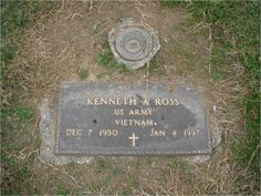 Kenneth A Ross (1950 - 1997) - Find A Grave Photos
