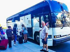 Charter Bus for the week #GoMotorcoach #grouptravel #travel
