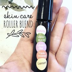 """10 Likes, 6 Comments - Erin Mae West (@oil.inspiration.by.erin) on Instagram: """"I have been loving this blend for face and skin care! 🍃 Copaiba 🍃Melaleuca 🍃Lavender 🍃Frankincense…"""""""