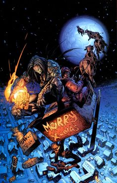 The Darkness by Marc Silvestri