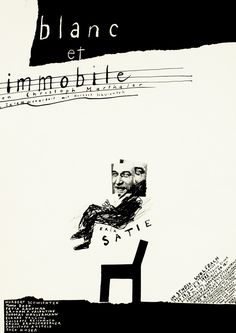 Paul Bruhwiler (designer), Blanc Et Immobile, 1983.