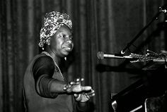 """On February Nina Simone, often called the """"high priestess of soul,"""" was born in the small town of Tryon in Polk County. Determined to become one of the first highly-successful African-Ame… Nina Simone, Playlists, Miles Davis Quintet, Nova Orleans, Jazz Musicians, Recital, African American History, Civil Rights, So Little Time"""