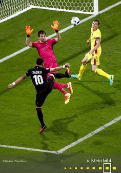 Rumänien - Albanien 0:1 | Gruppe A in Lyon  am 19. Juni 2016