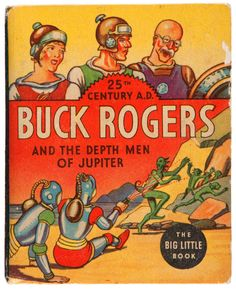 Buck Rogers vintage edition