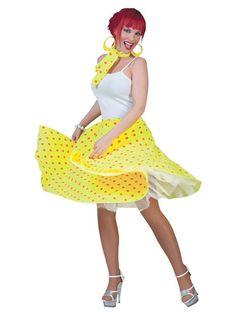f5e73b183140 Top Halloween Costumes, Sock Hop Costumes, Fancy Costumes, 1950s Costumes,  Adult Costumes