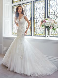 2016 New High Quality Fashion V neck Mermaid Lace Crystals Tulle Organza Wedding Dress Bridal Gown Free Shipping Custom Made     Tag a friend who would love this!     FREE Shipping Worldwide     Buy one here---> http://onlineshopping.fashiongarments.biz/products/2016-new-high-quality-fashion-v-neck-mermaid-lace-crystals-tulle-organza-wedding-dress-bridal-gown-free-shipping-custom-made/