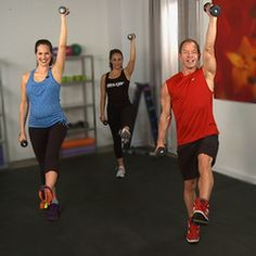 Video -- Tone Your Arms and Core With Cameron Diaz's Trainer — in Just 10 Minutes!