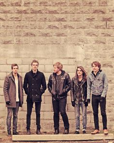 """The Maine . I'm on another """"The Maine"""" kick. I feel like a whiny middle-school girl. << The hell? I love The Maine! People these days. Music Is My Escape, Music Is Life, My Music, Love Band, Cool Bands, The Maine Band, Pop Punk Bands, Mayday Parade, Stevie Wonder"""