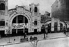 Viejo  Cine Olimpia  1905 - 1907   Ricardo Bastida y Bilbao, gran vía 23