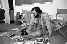 From the Archive: Francis Ford Coppola wearing the Gucci Horsebit Loafer, 1970