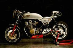1980 CB900 'Bol d'Or' - Valtoron - Inazuma Cafe Racer
