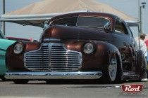 '41 Chevy with rebuilt 350