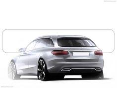 2015 Mercedes_benz C-class Estate