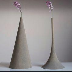 Sand Vases by Yukihiro Kaneuchi http://www.contemporist.com/2012/04/14/sand-vases-by-yukihiro-kaneuchi/