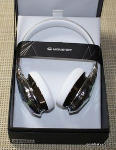 Monster Diamond Tears Headphones Giveaway | Gear Diary