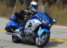 Honda Gold Wing Motorcycles: Reviews, Prices, Photos and Videos
