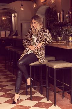Why You Should Wear Leopard Print to Holiday Parties - Cupcakes