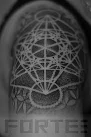 Image result for metatron's cube/flower of life tattoo