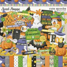 Cute Spooks by Heather Roselli