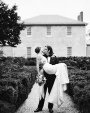 One more gorgeous Tudor Place wedding!