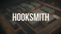 Hooksmith is a film about Russell Frost, a New Zealand born, former fly fisher who now runs Hooksmith Press, producing letterpress prints in his workshop based in… Letterpress Printing, New Zealand, Fisher, Frost, Workshop, Film, Prints, Movie, Atelier