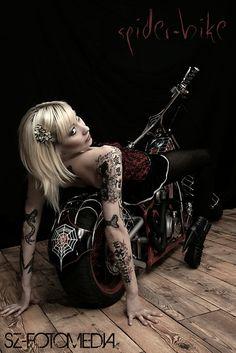 Spider Bike - Danke an SZ Fotomedia