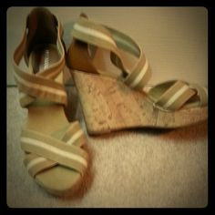 Wedges New Shoes