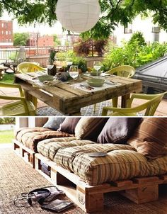 creative ideas - diy pallet swing beds | outdoor pallet, pallet ... - Patio Pallet Piani Mobili