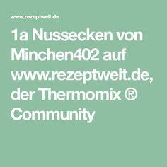 1a Nussecken von Minchen402 auf www.rezeptwelt.de, der Thermomix ® Community