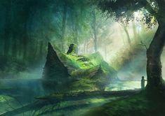 The Art Of Animation, ou629 - http://yo-shimizu.wix.com/yo-shimizu -...