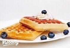 Francia waffel   Nosalty Pancake Dessert, Lany, Nutella, Tapas, Pancakes, Sweet Treats, Sandwiches, Good Food, Food And Drink
