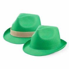 Braz, klobuk, zelena barva, AP791198-07
