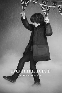 Burberry Childrenswear Autumn/Winter 2012