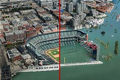 10 Images Show What Coastal Cities Will Look Like After Sea-Levels Rise - Yahoo News Citizens United, Sea Level Rise, Social Art, Earth From Space, Environmental Issues, Death Valley, Image Shows, Ecology, Climate Change