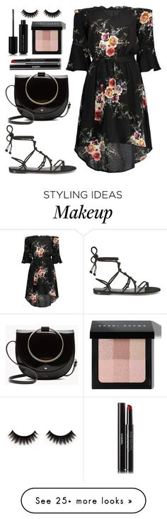"""""""Untitled #1019"""" by alissar13 on Polyvore featuring Marc Jacobs, Bobbi Brown Cosmetics, Chanel and Rebecca Minkoff"""