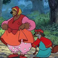 *LITTLE JOHN & ROBIN ~ Robin Hood, 1973