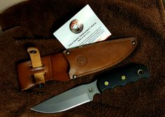 """I just recently added this """" belt knife"""" to my cutting tool collection. It will replace my smaller previous belt knife, which has will go into my Kayak survival bag. This new cutter is … Belt Knife, Survival Tips, Kayaking, Tools, Bags, Collection, Handbags, Kayaks, Instruments"""
