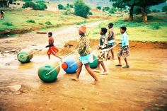 #HippoWaterRoller is changing the #water game. Check out other cool #innovations that are making an impact! #Africa