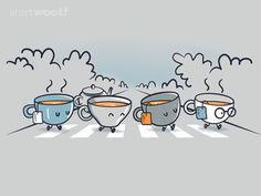 Let it tea - Happy drawings :)