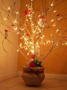Beleza a 100 %: DIY : Decoração de Natal                                                                                                                                                                                 Mais