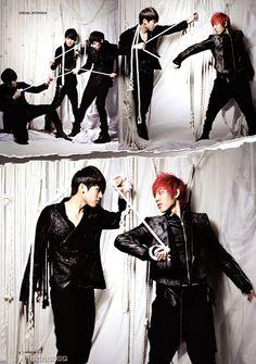 K[pop]Cave: INFINITE - INGA Magazine Japanese ver VOL.6