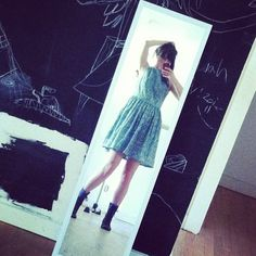 Grown up babydoll.  #madeinUSA #dresses