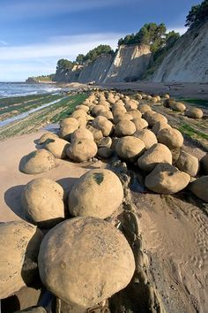 Bowling Ball Beach, Point Arena, Mendocino, California by Jeff Sullivan Places To Travel, Places To See, California Dreamin', Mendocino California, Northern California, Amazing Nature, Vacation Spots, Travel Usa, Wonders Of The World