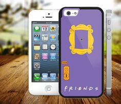 New Friends Door Serial Tv Print On hard Case For iPhone 5 5s 6 6plus 7 7plus #UnbrandedGeneric