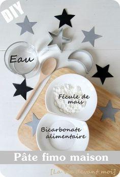 """* DIY: Dough """"fimo"""" home for Christmas decorations! – Life in front of me - DIY Christmas Decorations"""